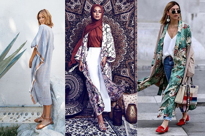 9b196facb9d Stylish Kaftans and Abayas for Ramadan 2019