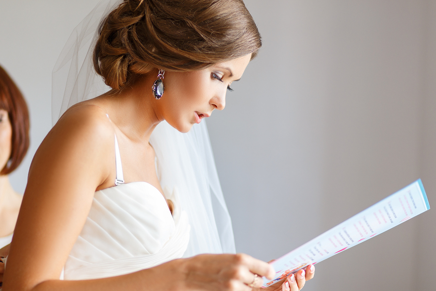 Wedding readings from literature