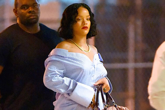 Rihanna Had The Perfect Response To Being Fat-Shamed