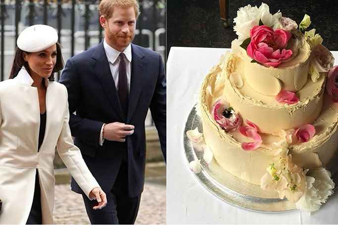 picture of royal wedding cake prince harry everything you need to about the royal wedding cake 18360