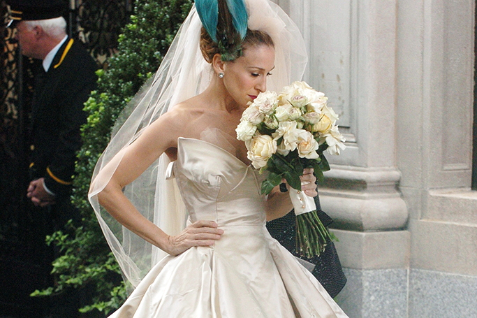 Sarah Jessica Parker Has Designed A Wedding Dress Collection Ewmoda