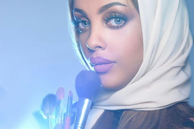 de3e2e216 Top 8 Saudi Makeup Artists On Instagram   ewmoda