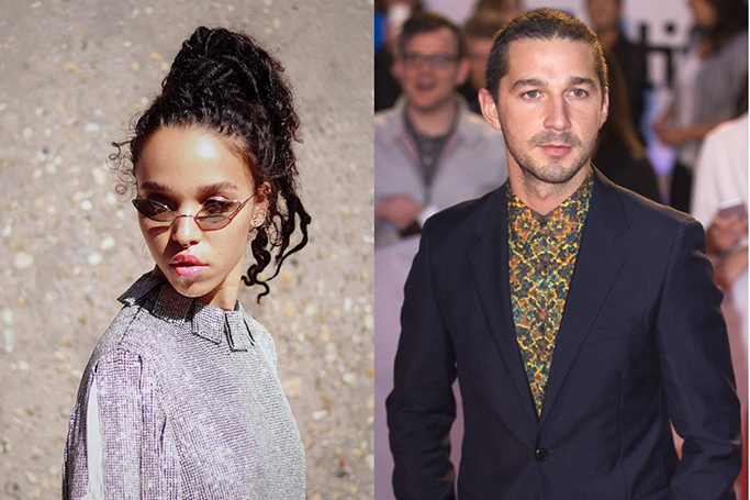FKA Twigs Is Dating Hollywood Star Shia LaBeouf