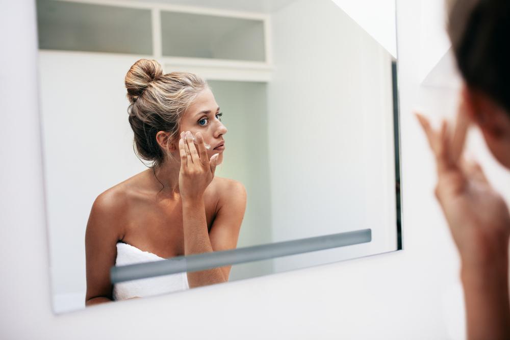 Walnut facial scrub - are they damaging?