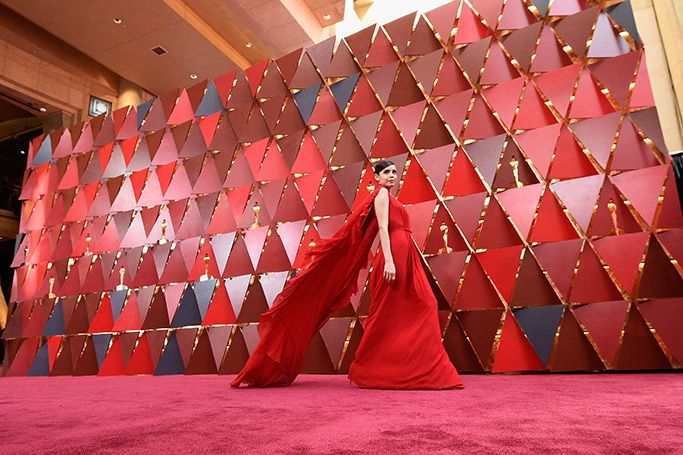 The Best Dressed Celebrities At The Oscars 2018