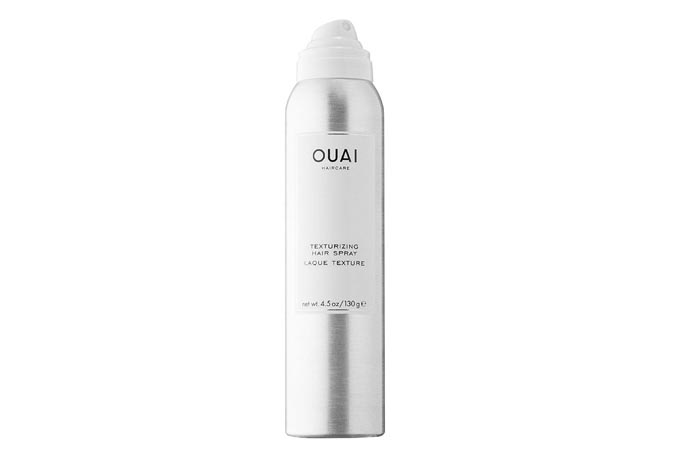 OUAI Texturising Hair Spray