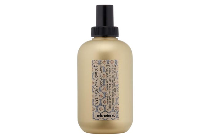 Davines This is a Sea Salt Hair Spray