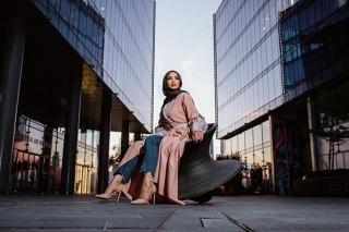 Dubai's Best Dressed At Dubai Design District