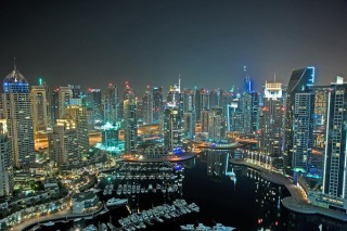 Luxury places for tourists to stay in Dubai
