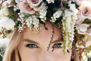 Flower Crowns for Bridal