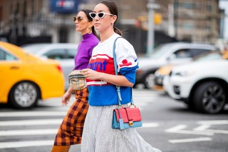 Street Style At New York Fashion Week SS19