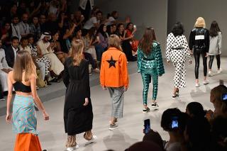 Saudi Fashion Week Spring Summer 2019