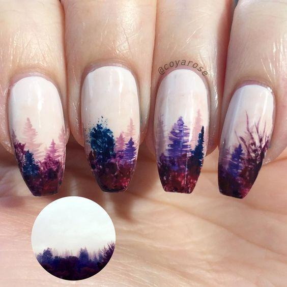 Festive Nail Art For The Christmas Holidays