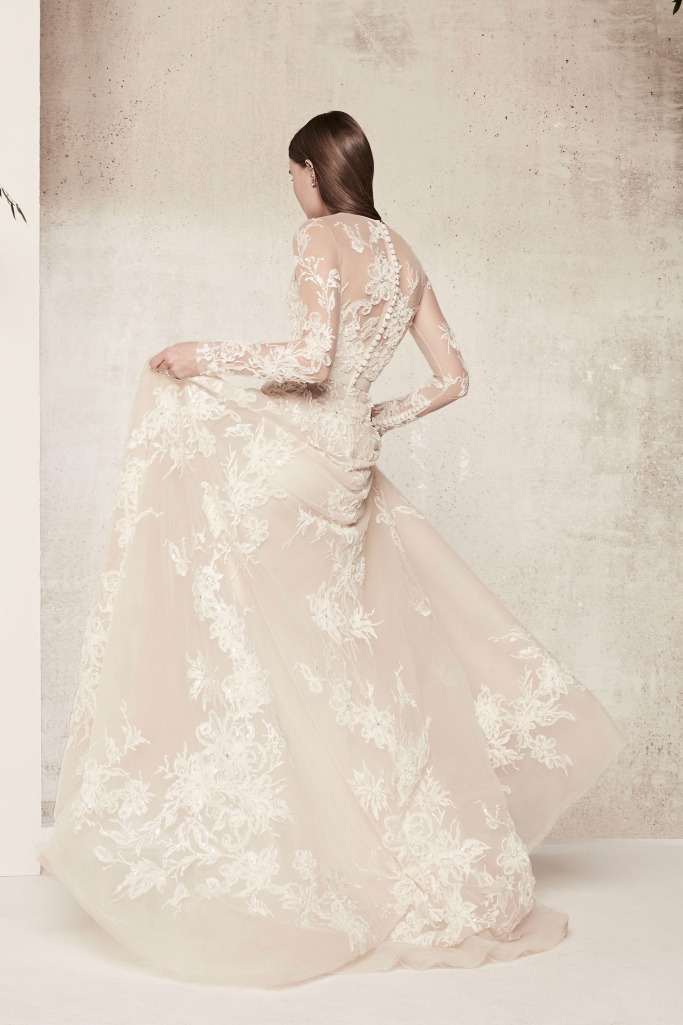 Spring 2018 Wedding Dresses Fit For A Princess