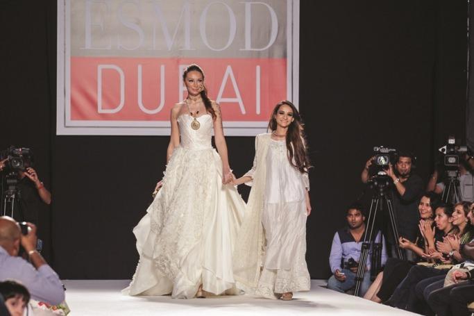 Esmod Dubai at BRIDE