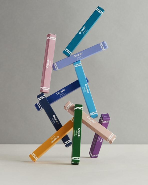 ASOS Crayola Beauty Dubai