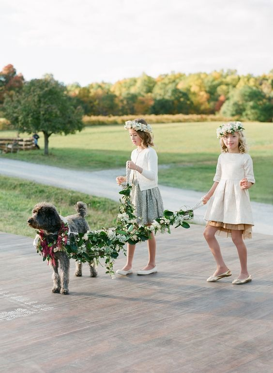 How to include your dog in your wedding 10