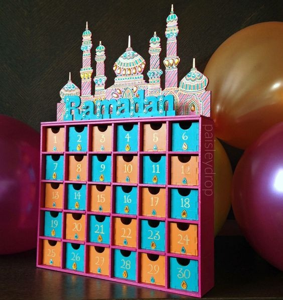 Decorating For Ramadan