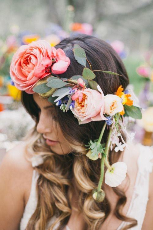 Bridal Flower Crowns 3