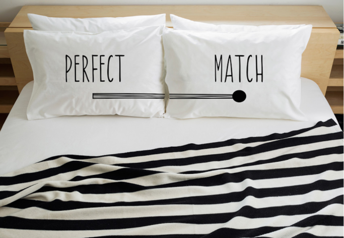 Perfect Match Pillowcases