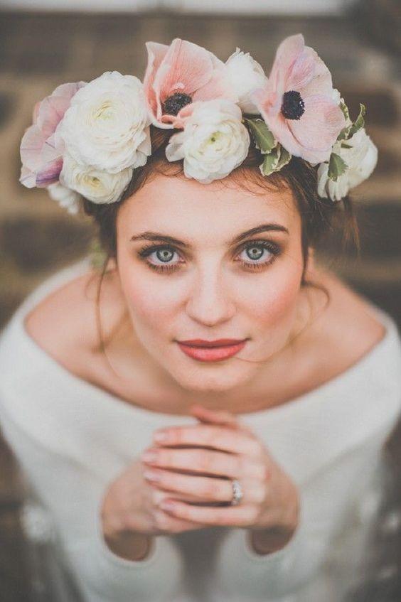 Bridal Flower Crowns 1