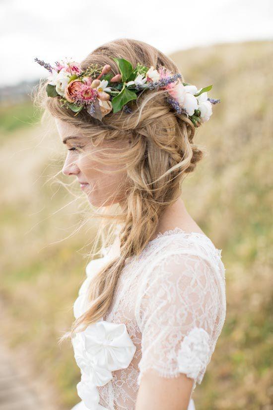 Bridal Flower Crowns 12