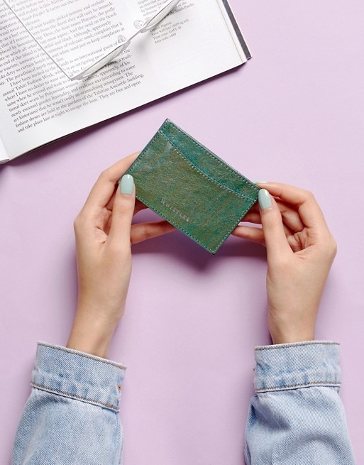 Whistles Mermaid Card Holder