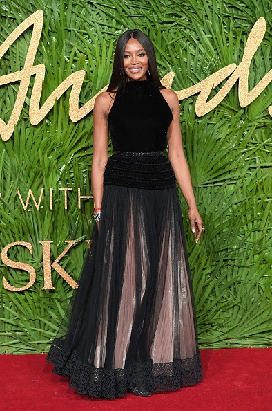 Highlights From The Fashion Awards 2017