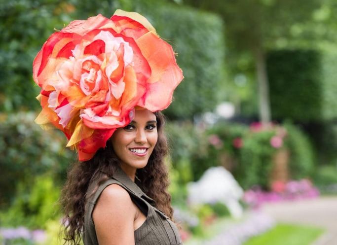 Best Hats From The 2018 Royal Ascot