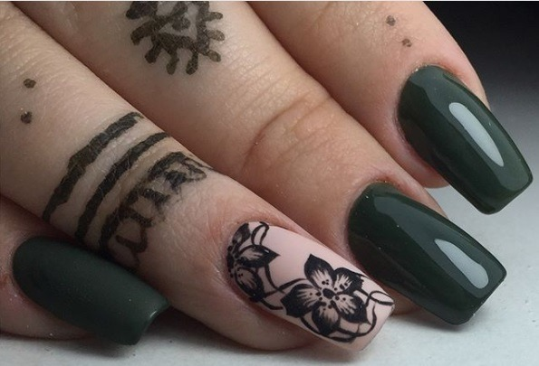 Nail Art For Eid