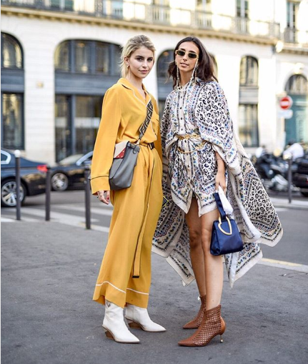 Street Style at Paris Couture Fashion Week Fall 2018 3