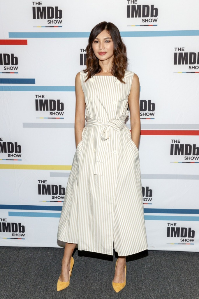 Gemma Chan in ADEAM