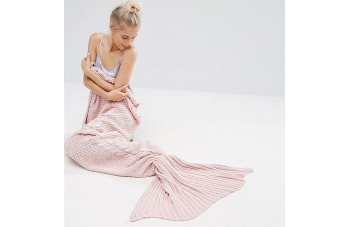 ASOS - Club L Night Mermaid Blanket