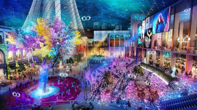 Dubai's New Mega-Mall