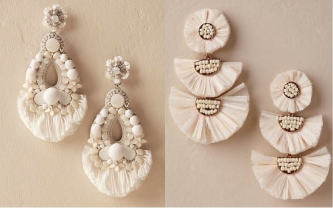 Statement bridal earrings 2