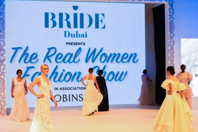 Highlights From The Main Stage at bride show Dubai