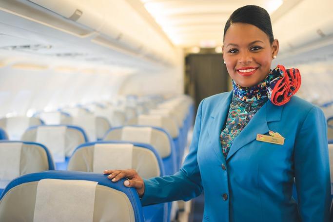 Air Seychelles cabin crew hospitality