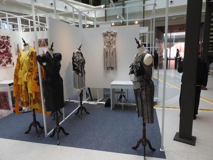 Graduate shows at Fashion Forward Dubai 2017