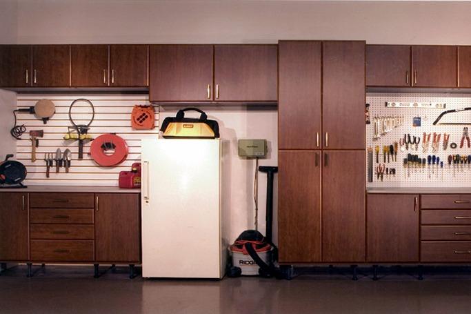 Turn garage into gym u home remodel decorating