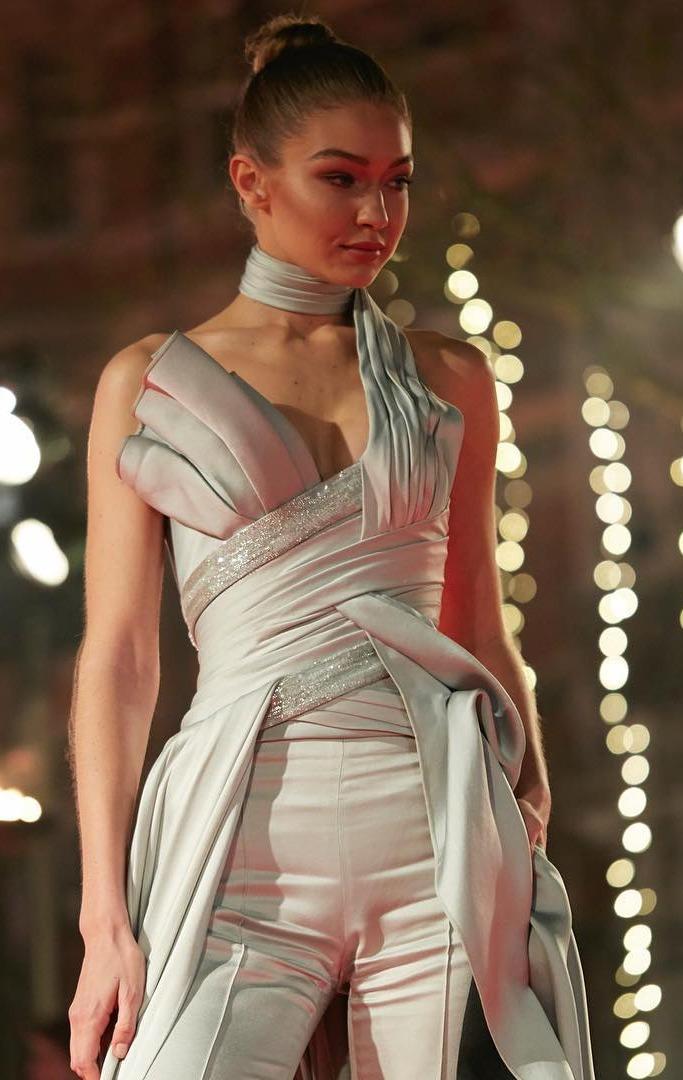 Gigi Hadid at Fashion Awards 2016
