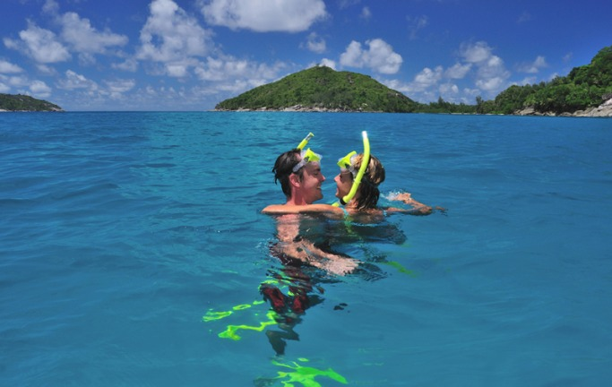 Romantic trip to the Seychelles