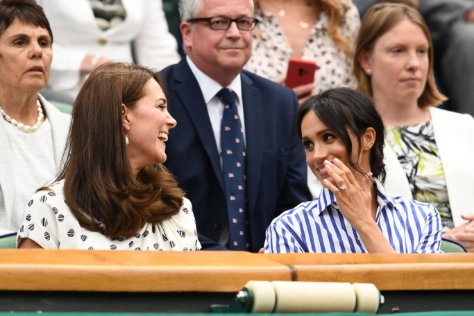 Best Dressed At Wimbledon 2018