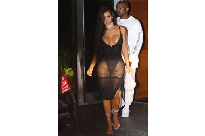 kim kardashian outfits 2016