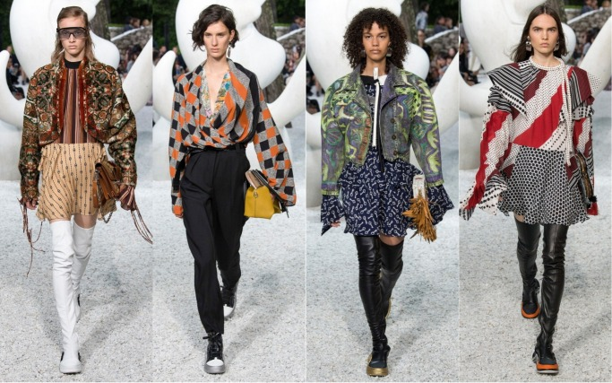 Louis Vuitton: Cruise 2019