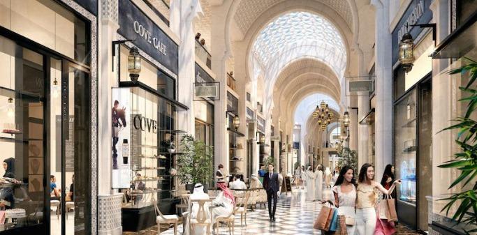 Dubai New Shopping Mall