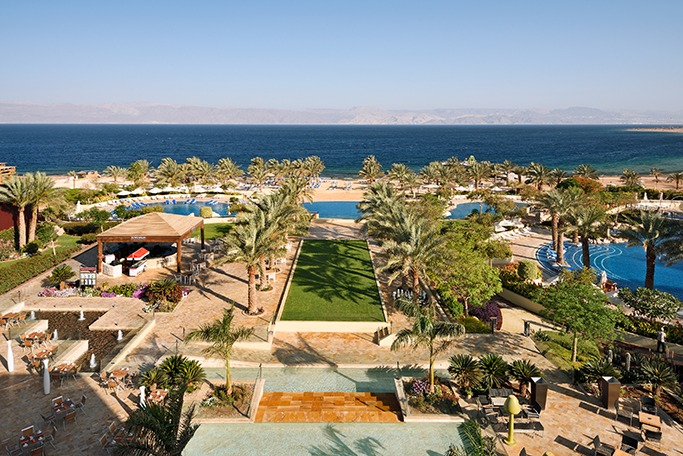 Mövenpick Resort & Spa Tala Bay Aqaba: Spa and Facilities