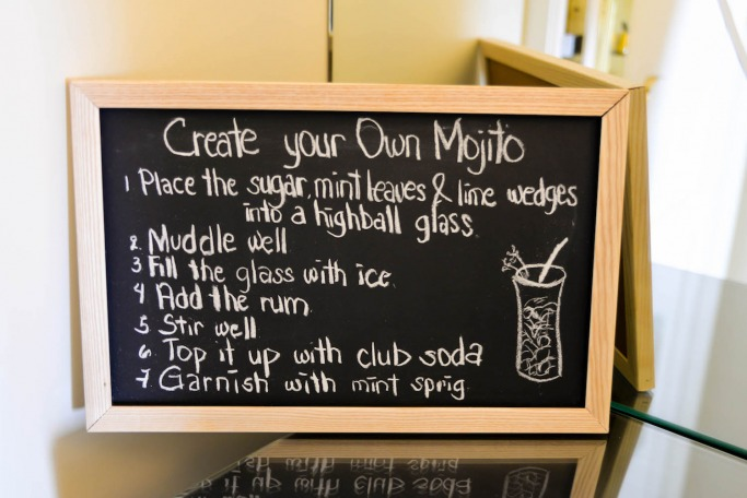 Personal Mojito Bar