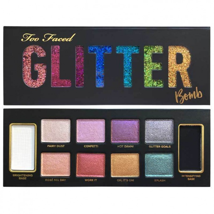 Glitter Beauty Products for Summer Festival