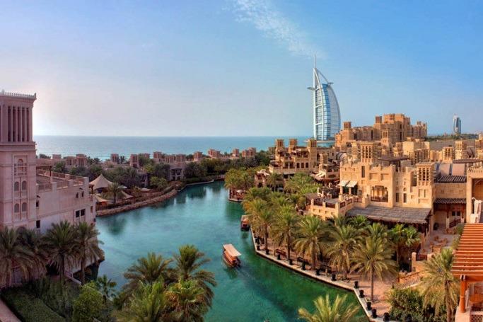 Dubai's top 5 proposal locations
