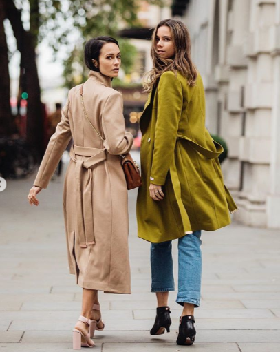 London Fashion Week SS19 Street Style 20